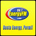 Energy FM Cebu 94.7 Mhz