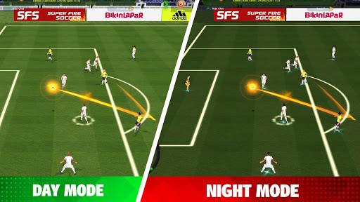 Super Fire Soccer android2mod screenshots 9