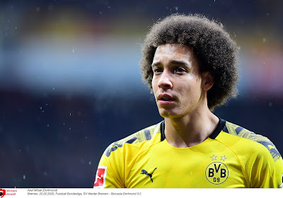 Viert Axel Witsel zijn rentree in de clash met Bayern München? Dortmund-trainer is optimistisch