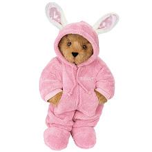 Photo: Hoodie-Footie Bunny Bear