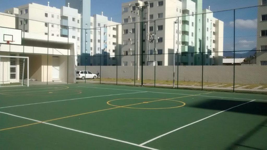 Apartamento residencial à venda, Bela Vista, Palhoça.