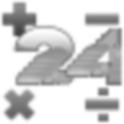 เฉลยเกม 24 icon