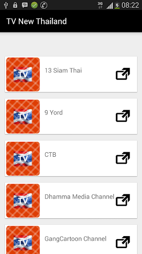 TV Thailand New Channels