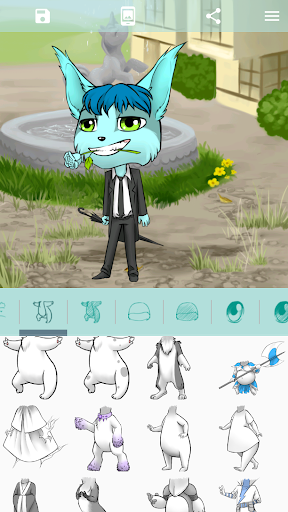 Avatar Maker: Fantasy Chibi screenshot 4