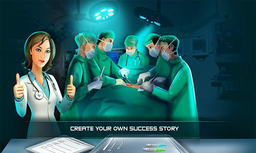 Surgeon Doctor 2018 screenshot 1