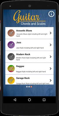 Guitar Jam Track - Blues - screenshot