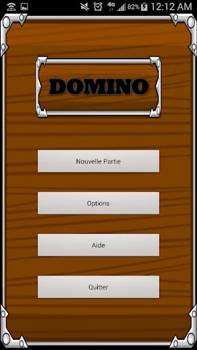 多米诺骨牌游戏