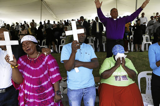 Tragic stories dominating newspaper, TV news show SA is not a normal