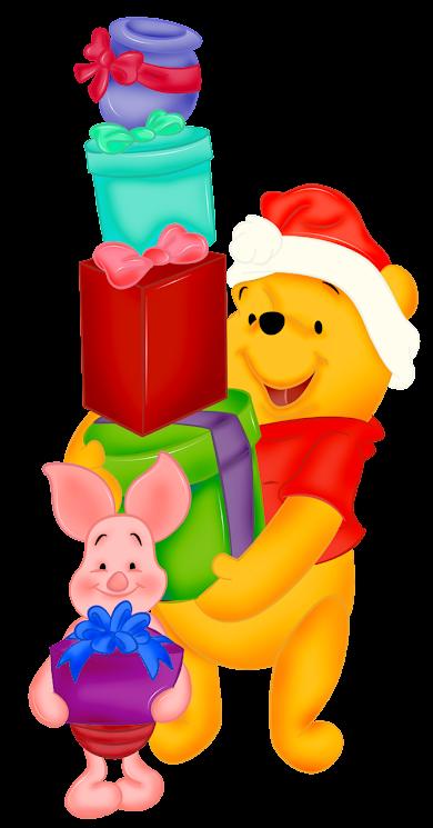 Winnie Pooh With Presents Santa aKu5jnJspsrc4h6LIPTT