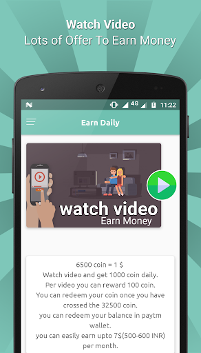 Earn Daily - Real Money App app (apk) free download for ...