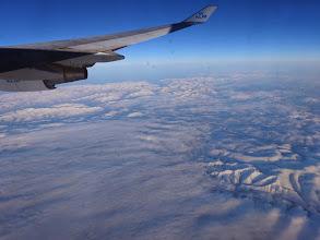 Photo: 地球は広い~~!寒そう!