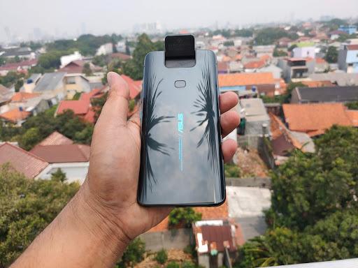 Desain Asus Zenfone 6