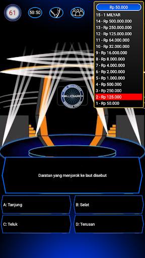 Kuis Milioner Indonesia 1.0.0 screenshots 4
