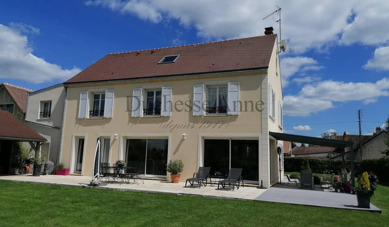 Maison avec terrasse Les Mesnuls