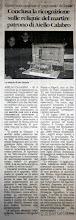 Photo: Rassegna stampa (Il Quotidiano gennaio 2004)
