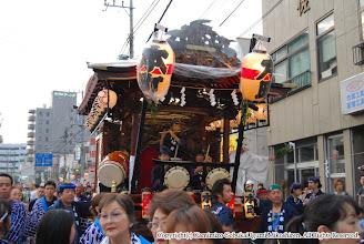 Photo: 【平成19年(2007) 宵宮】 本町の山車。