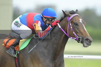 Asturiola llevó el peso de la carrera a buen puerto