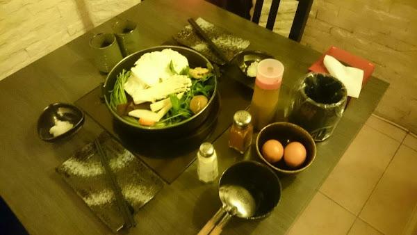花葵壽喜燒/日式氣氛/CP值高/多樣副餐選擇