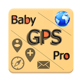 Baby GPS Pro - Share your map.