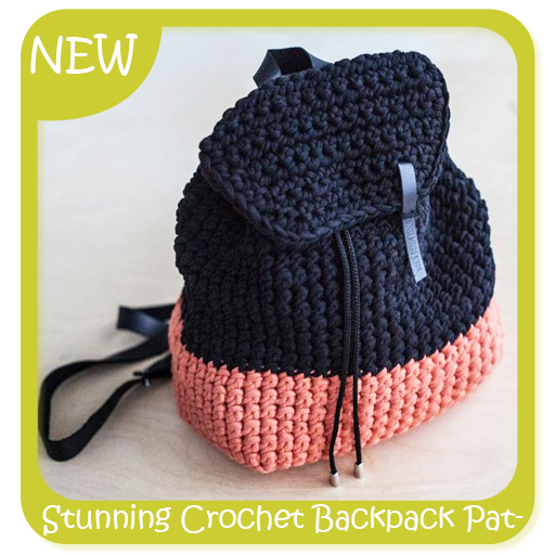 Stunning Crochet Backpack Patterns Apps On Google Play