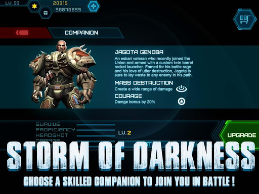 Storm of Darkness screenshot 5