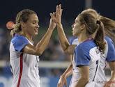 'Manchester United haalt twee Amerikaanse internationals in huis'