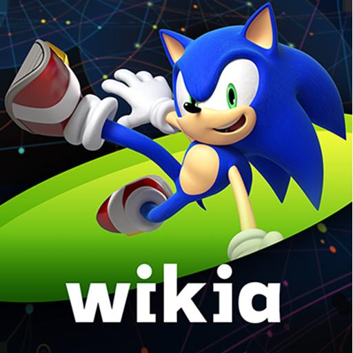 Wikia:刺猬索尼克 娛樂 LOGO-玩APPs