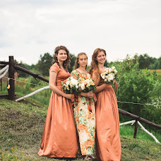 Wedding photographer Veronika Kazanceva (nikky). Photo of 17.08.2018
