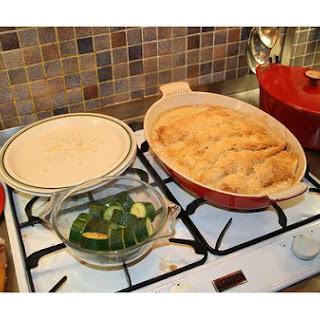 Parmesan Zucchini Pancakes