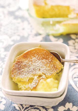 Lemon pudding cake Recipe