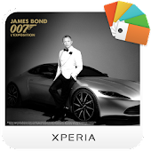 XPERIA™ James Bond Expo Paris