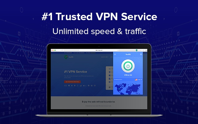 VeePN - Unlimited Free & Fast Security VPN