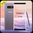 HD Wallpaper Galaxy Note8   Full-Screen