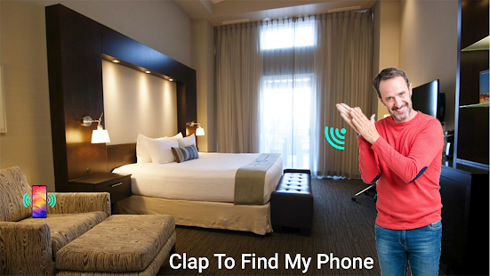 Clap to Find My Phone - Find Phone Clapping - náhled