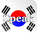 Speak Korean icon