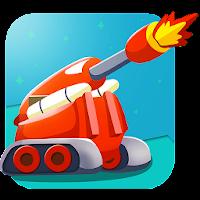 Mini Tank Shooter - New Flying Wars Games 2020
