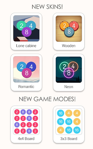 2 For 2: Connect the Numbers Puzzle 2.1.3 screenshots 11