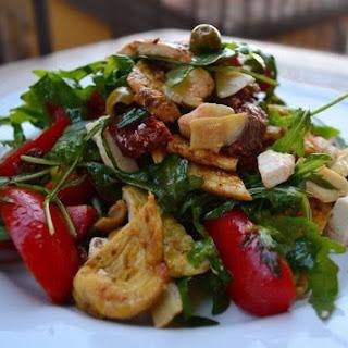 Spiced Chicken Salad.