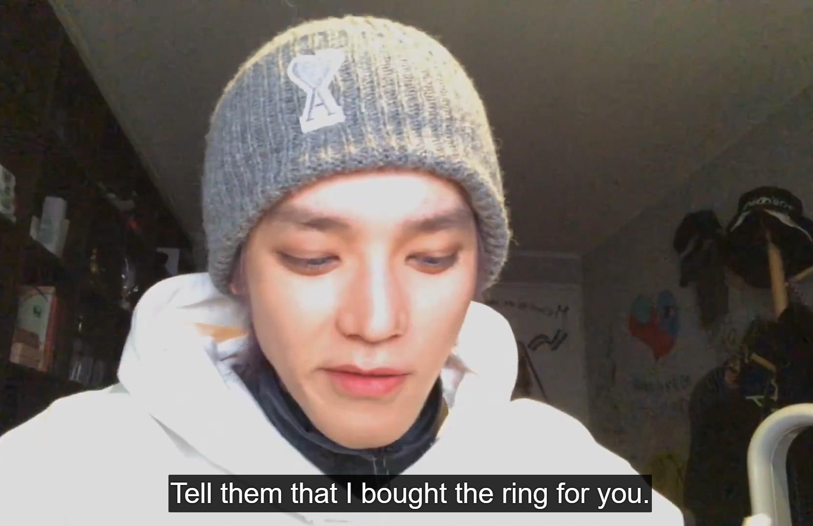 1 nct 127 taeyong live couple ring