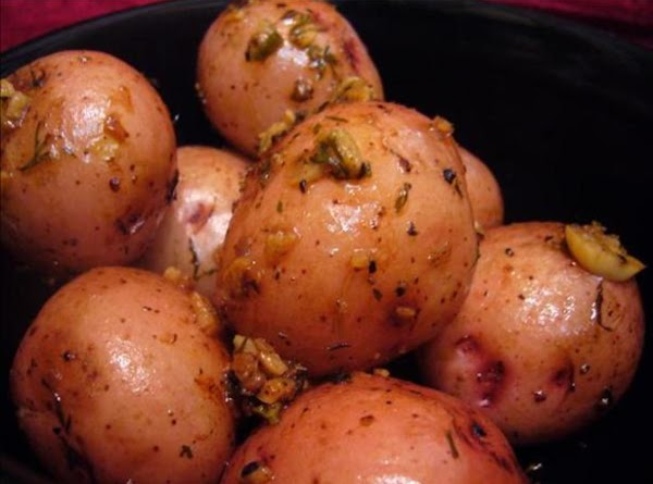 Super Easy Roasted Red Potatoes Recipe