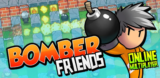 Bomber Friends game (apk) free download for Android/PC/Windows screenshot