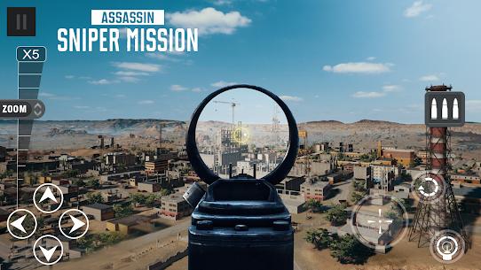 Assassin Sniper Mission 3