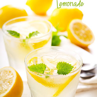 Lemonade with Simple Syrup
