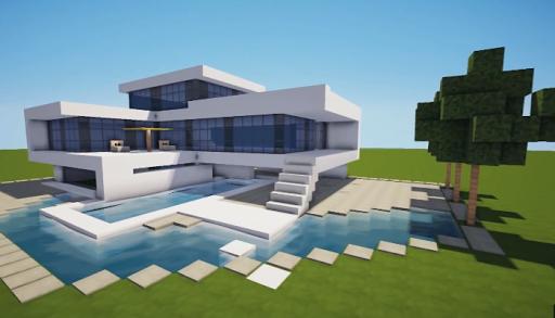 Minecraftの建築家