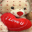 Teddy Rose Love Live Wallpaper icon