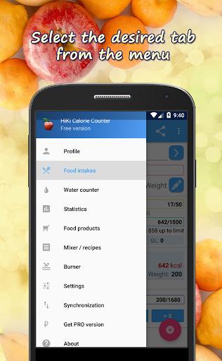 Calorie Counter HiKi 2.77 screenshots 3