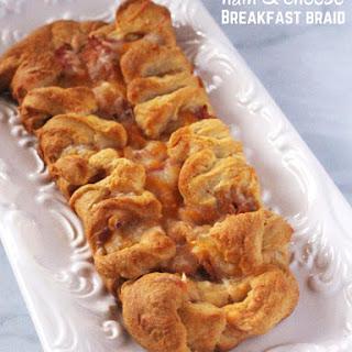 Ham & Cheese Breakfast Pastry