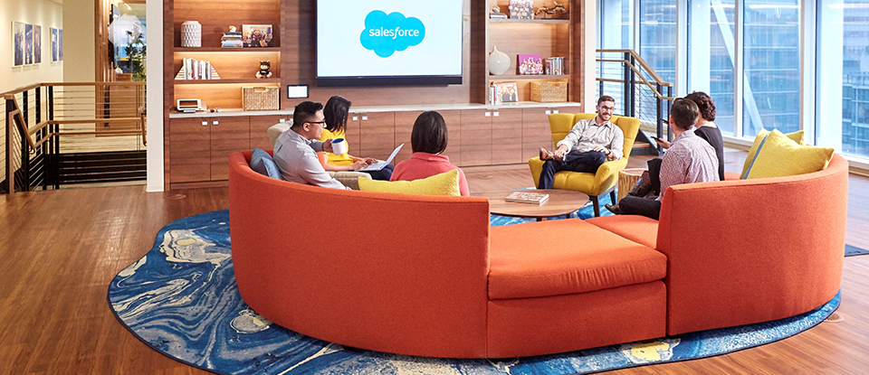 Salesforce collaboration