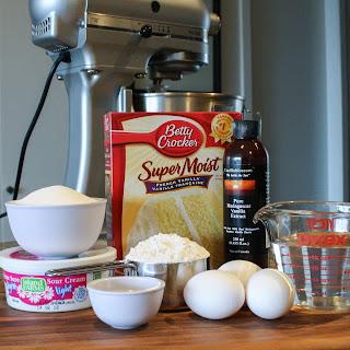 Almost Scratch Cake Recipe