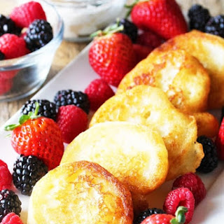 Fried Pancakes.